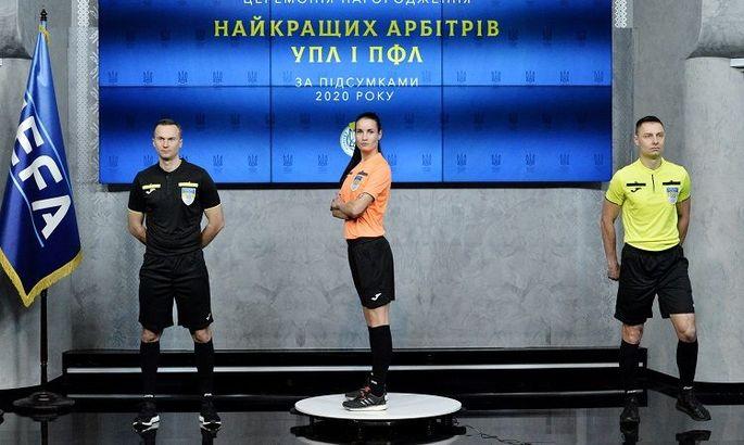 Сменили Adidas на Joma. УАФ представила новую экипировку украинских арбитров