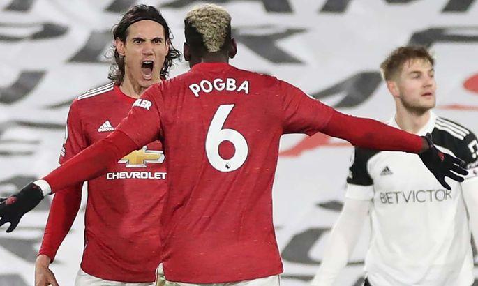 Фулгем – Манчестер Юнайтед 1:2. Підопічні Сульшера вольовою перемогою повертають лідерство