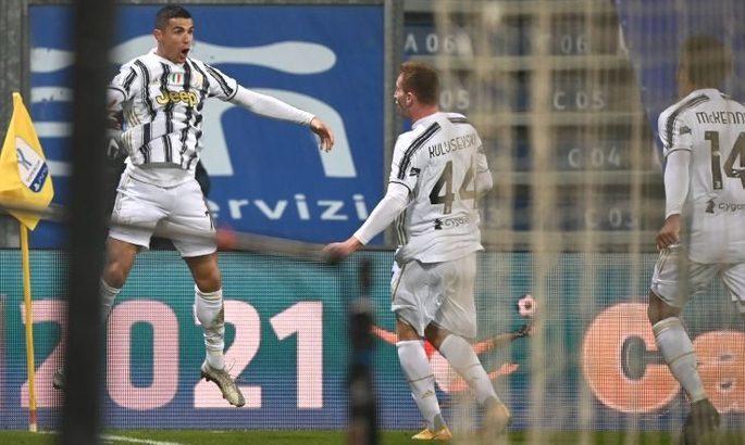 Суперкубок Италии. Ювентус - Наполи 2:0. В одну реку двумя автобусами не въехать