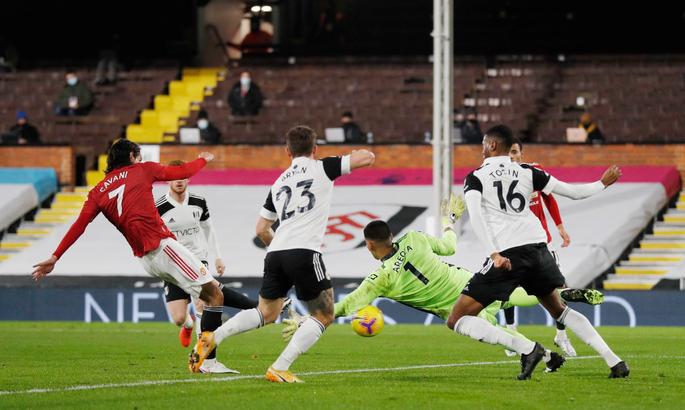 Фулхэм - Манчестер Юнайтед 1:2. Подопечные Сульшера волевой победой возвращают лидерство - изображение 2
