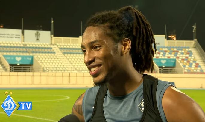 Жерсон Родрігес пояснив вимоги у вправах Луческу на тренуваннях Динамо