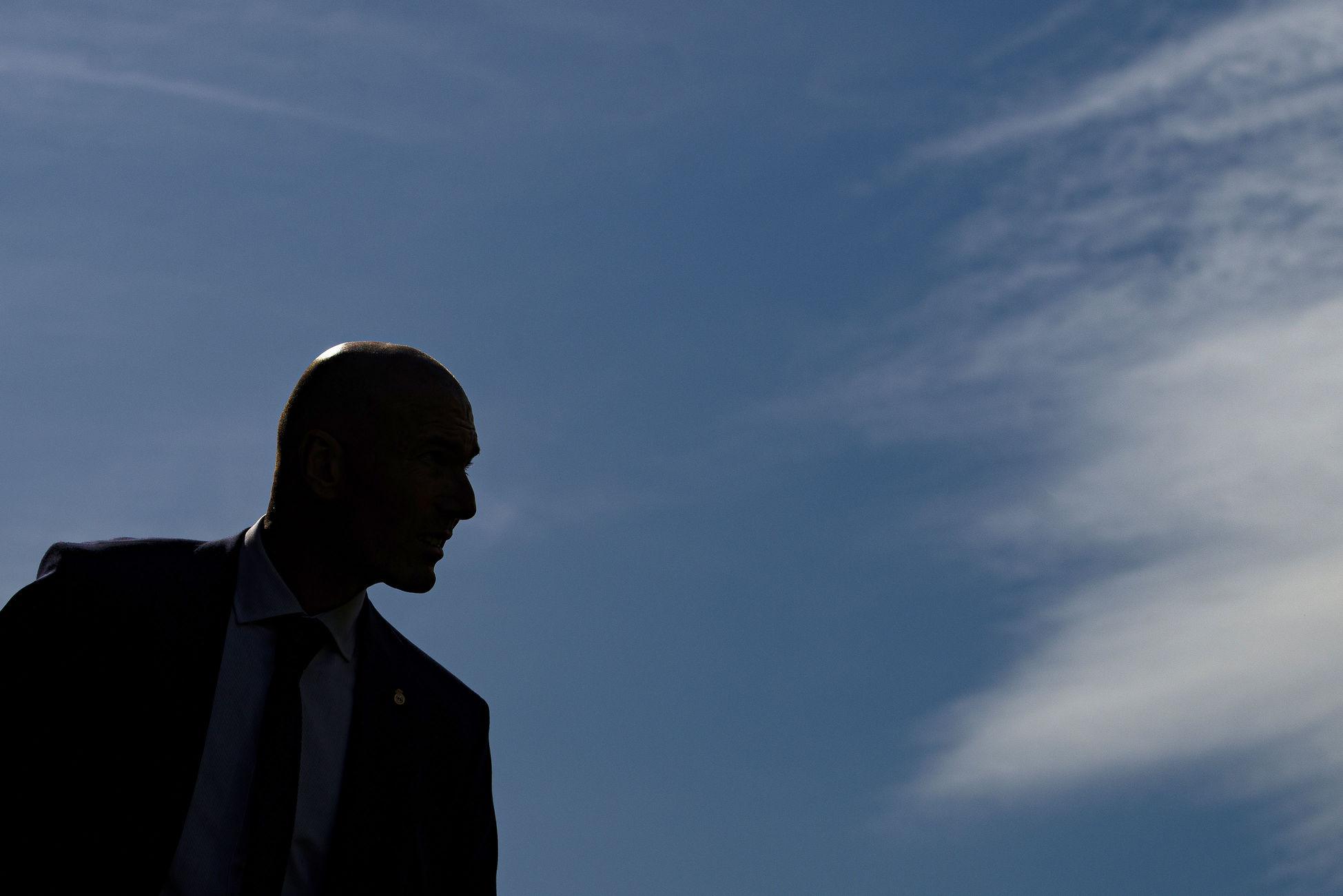 (Анти) Герой футбольного дня. Зинедин Зидан - изображение 1