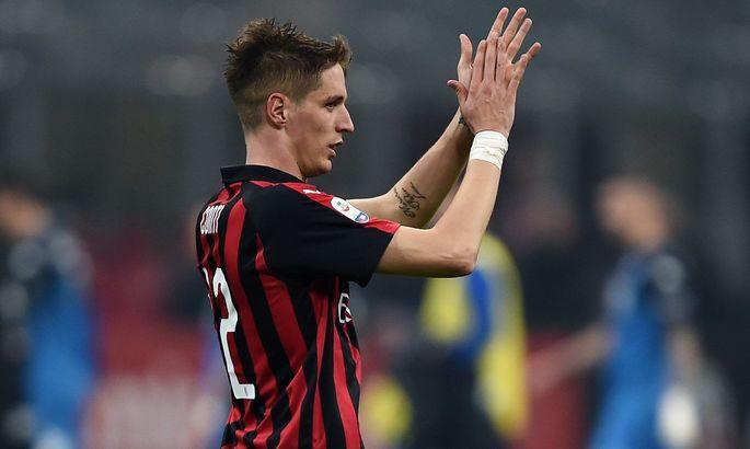 Защитник Милана отправился в аренду в Парму с обязательной опцией выкупа
