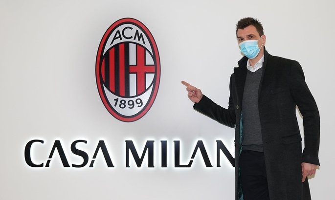 Манджукич: Мне нравится дух Милана