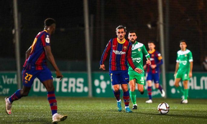 Два промахи з пенальті – компенсація від Дембеле. Корнелья - Барселона 0:2. Огляд матчу та відео голів