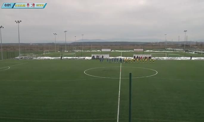 ПФК Львов в последнем матче закарпатского сбора обыграл любителей