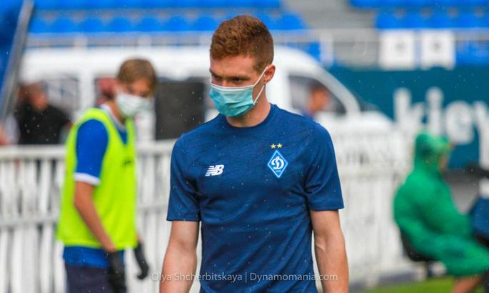 Цыганков получил травму в матче с Колосом - ВИДЕО