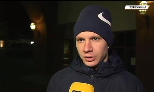 Защитник Мариуполя рассказал о победе над командой из Казахстана