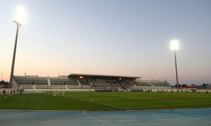 Динамо проведет спарринг со сборной Иордании