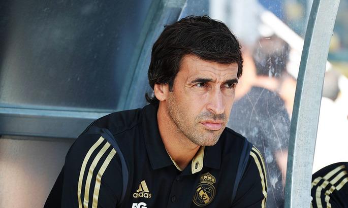 Мадридские сердца. Рауль - единственный кандидат, который может заменить Зидана в Реале