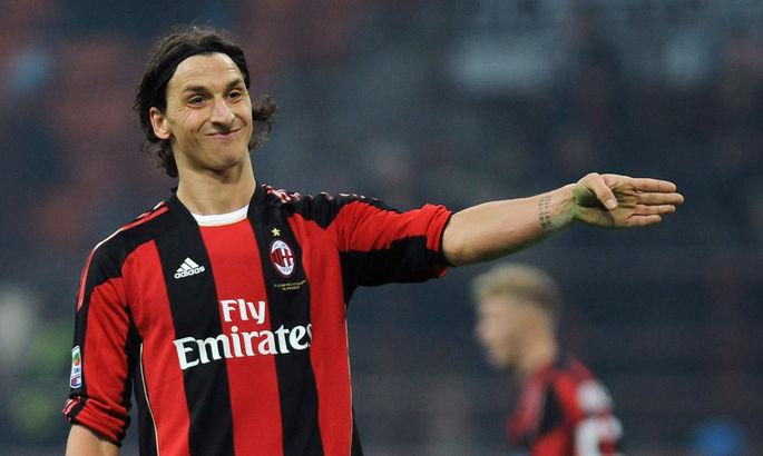 У Златана Ибрагимовича богатейшая карьера, но лучшие годы он проводит в Милане - изображение 3