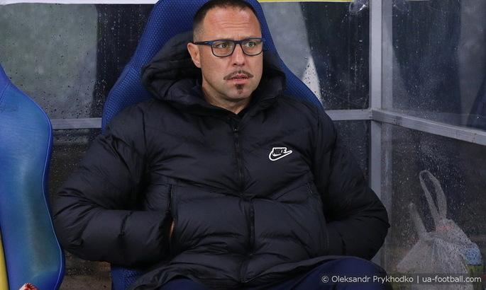 Йовічевич: Ми були ближче до перемоги в обох матчах з Олександрією