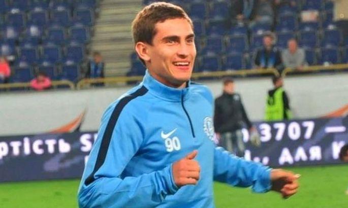 Экс-игрок молодежной сборной Украины перешел в клуб российской ФНЛ из села
