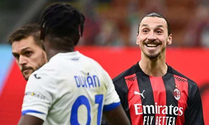 Ибрагимович – Сапате: У меня больше голов, чем у тебя матчей в карьере