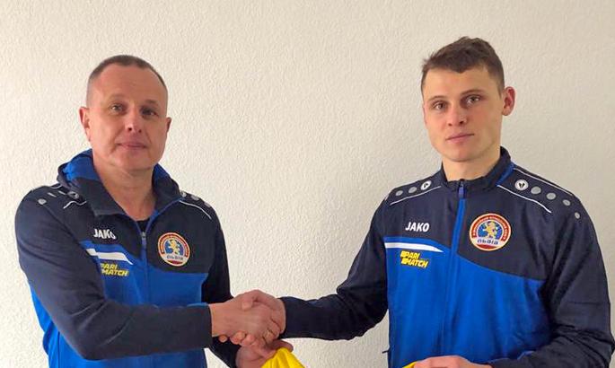 Львов подписал экс-голкипера Руха