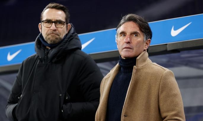 Герта отправила в отставку главного тренера и спортивного директора