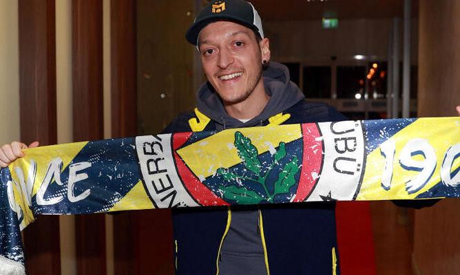 Озил подписался в Фенербахче, а Барсе предложили Алабу. Трансферный центр зарубежного футбола. LIVE