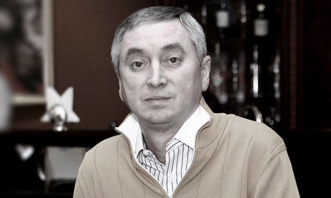 Помер старший брат президента Шахтаря Ріната Ахметова