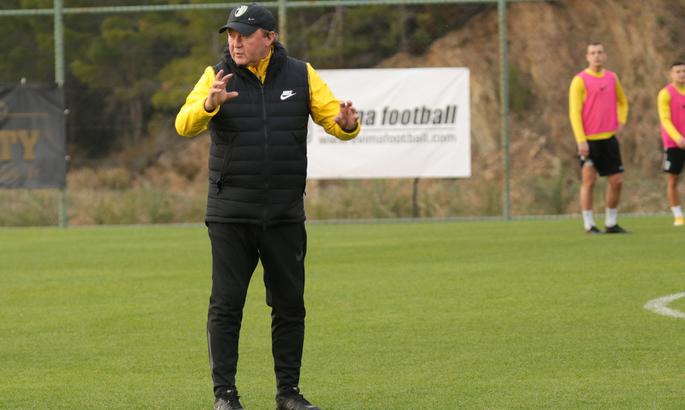 Олександрія розгромила ФК Македонія в контрольному матчі