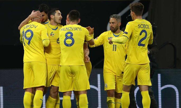 СМИ: УАФ хотела провести матч со сборной Аргентины, но бело-голубе попросили 3 млн евро
