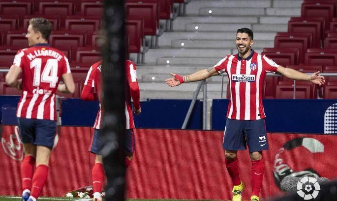 Луис Суарес: Я нахожусь в футбольной элите