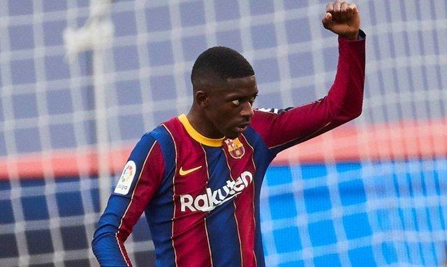 ЗМІ: Барселона запропонує Дембеле новий контракт