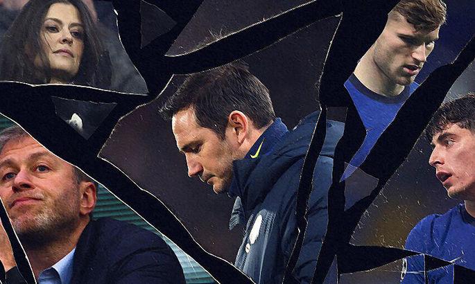 Пришлось отдуваться Чеху? Лэмпард не смог попрощаться с игроками Челси