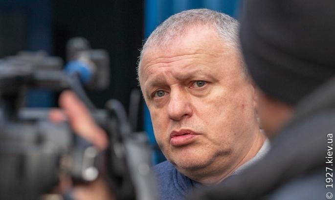 Суркис мечтает обыграть Шахтер на Донбасс Арене