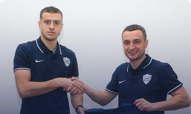 Минай подписал экс-защитника Динамо