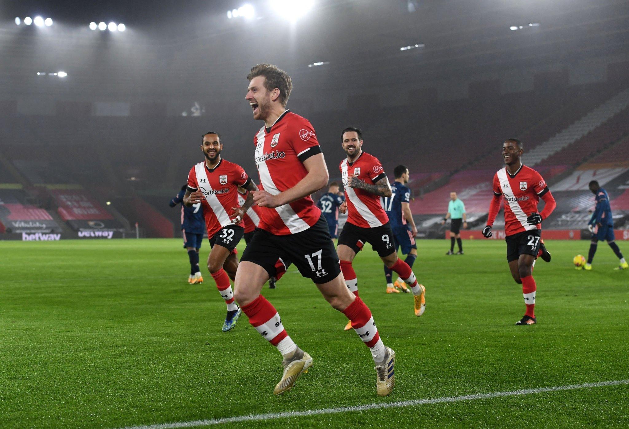 Саутгемптон - Арсенал 1:3 Месть может быть и горячей - изображение 1