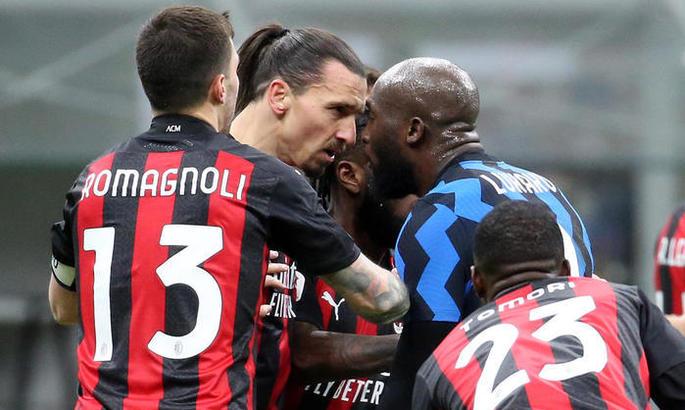 Кубок Италии. Интер - Милан 2:1. Златан проиграл бой быков и нервов