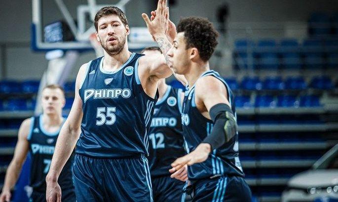 Тернополь с разницей в 8 очков обыграл Днепр