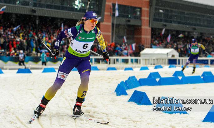 Меркушина – чемпионка Украины в супер-спринте