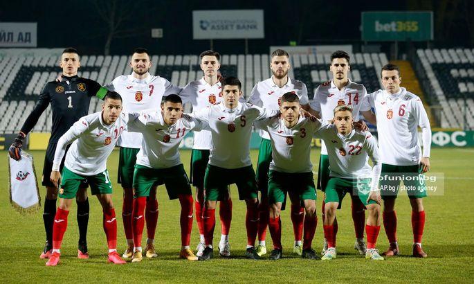 Официально: Сборная Украины в ноябре сыграет спарринг с Болгарией