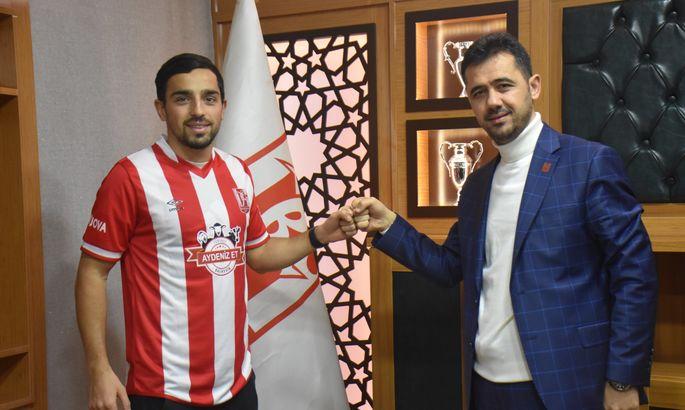 Экс-волынянин Кизилатеш подписал контракт с турецким клубом второго дивизиона