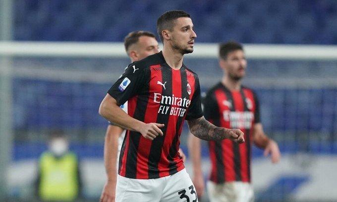 Лацио бесплатно подписал 30-летнего защитника Милана