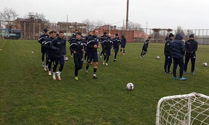 Черноморец арендовал четырех футболистов Динамо U-21