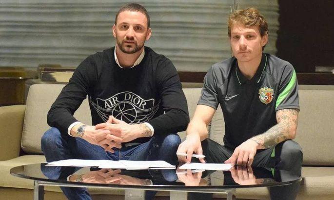 Очередное подписание Олимпика, потенциальный новичок Кривбасса. Трансферный центр украинского футбола. LIVE