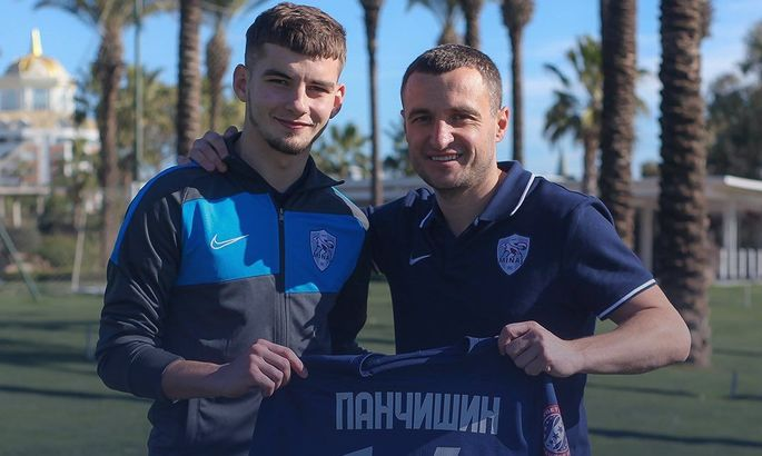 Минай подписал лучшего игрока львовских Карпат