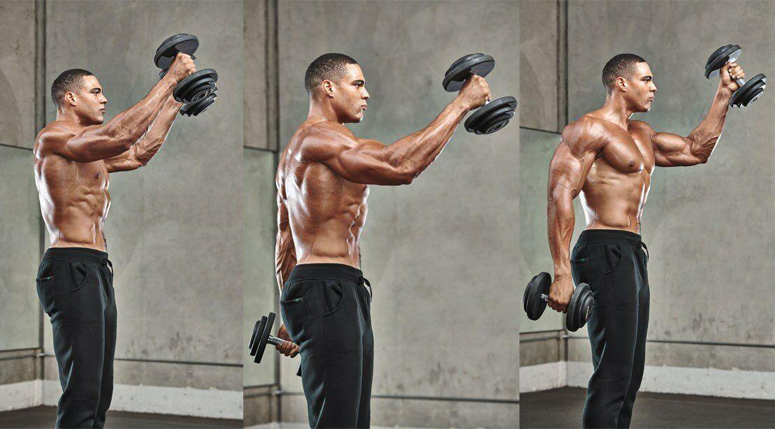 Тренировка плеч: упражнения и программа - изображение 3