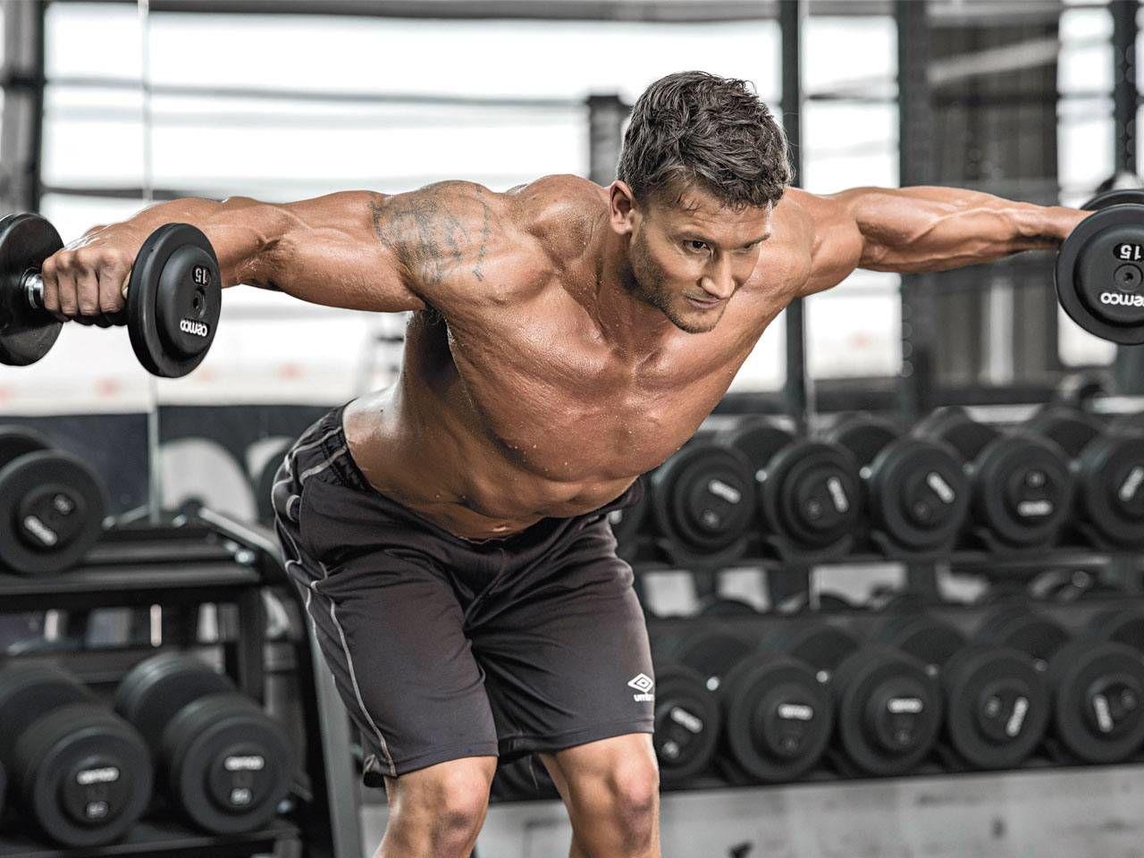 Тренировка плеч: упражнения и программа - изображение 5