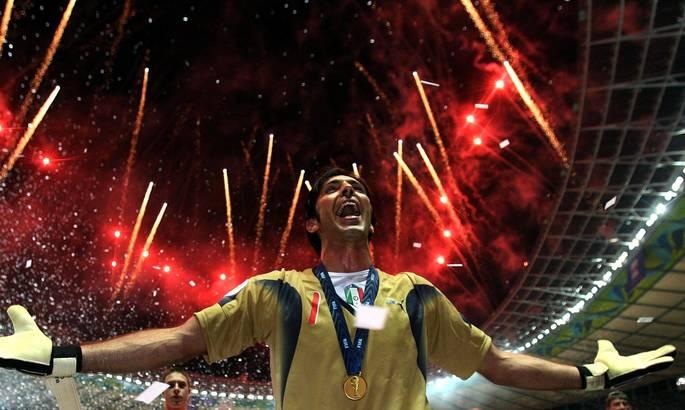Величайший и без Лиги Чемпионов. Джанлуиджи Буффон празднует 43-й день рождения