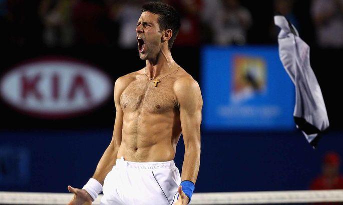 Джокович – Медведєв: Відео-огляд фінального матчу Australian Open