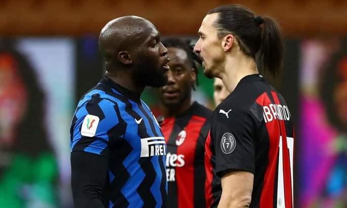 Пока без дополнительного наказания. Лукаку и Ибрагимович пропустят по одному матчу кубка Италии
