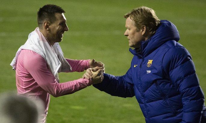 Очередной выездной матч Барселоны. Состоялась жеребьевка 1/4 финала кубка Испании