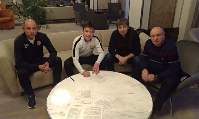 Зоря оголосила про підписання вихованця львівських Карпат