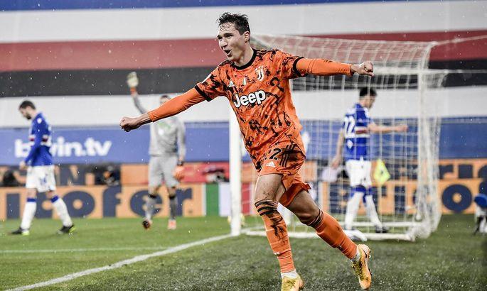 Сампдория – Ювентус 0:2. Обзор матча