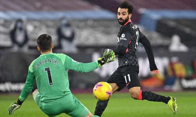 Вест Хэм - Ливерпуль 1:3. Салах решает, Вейналдум помогает, Ярмоленко остается в тени - изображение 1