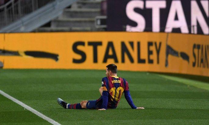 Мессі досяг позначки в 650 голів у складі Барселони