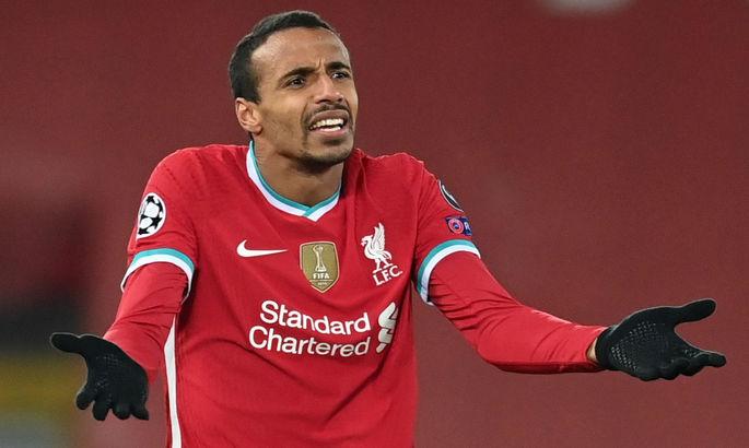 Поэтому и понадобились трансферы: еще один основной защитник Ливерпуля выбыл до конца сезона